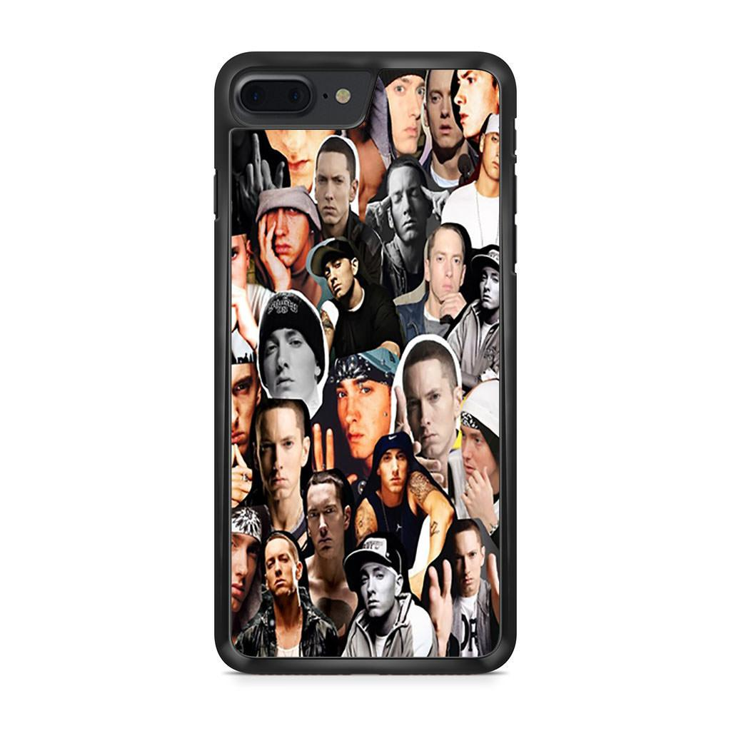 Eminem Collage IPhone 7 Plus Case – OmgPrintz