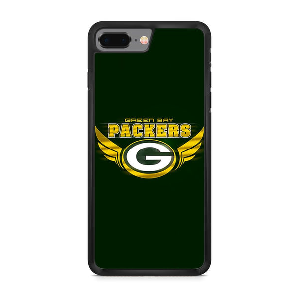 Prime Brands Group Cell Phone Case for Apple iPhone 8// iPhone 7// iPhone 6S// iPhone 6 NFL Licensed Green Bay Packers Textured Solid Color