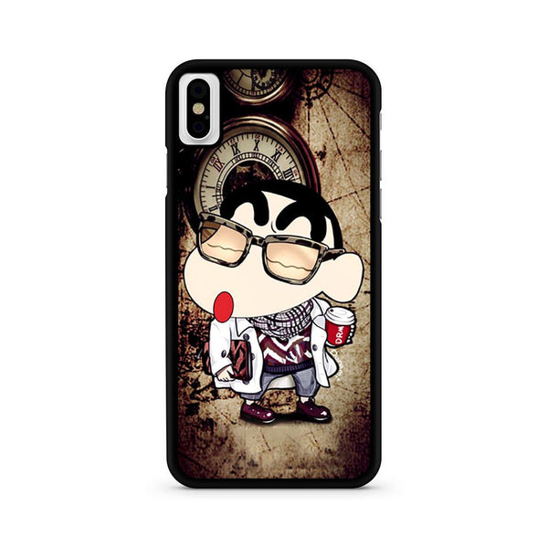 Crayon Shin-chan IPhone X Case