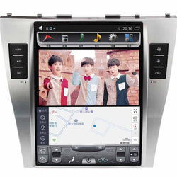 "10.4"" Vertical Screen Android Navigation Radio for Toyota Camry 2006 - 2012"