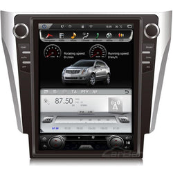 "12.1"" Vertical Screen Android Navigation Radio for Toyota Camry 2012-2015"