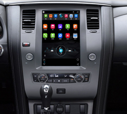 "12.1"" Vertical Screen Android Navigation Radio for Nissan Patrol"