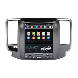 "[ PX6 Six-core ] 10.4"" Vertical Screen Android 9 Fast boot Navigation Radio for Nissan Altima Teana 2008 - 2012"