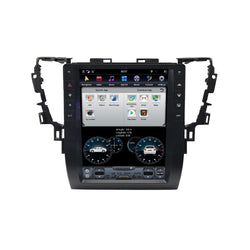 "[PX6 Six-core] 13"" Vertical Screen Android  Navi Radio for Toyota Alphard 2015-2019"