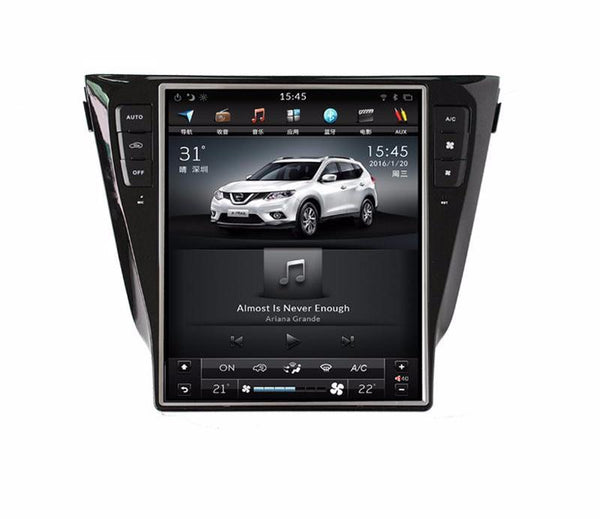 "12.1"" Vertical Screen Android Navigation Radio for Nissan X-Trail  2014 - 2017"
