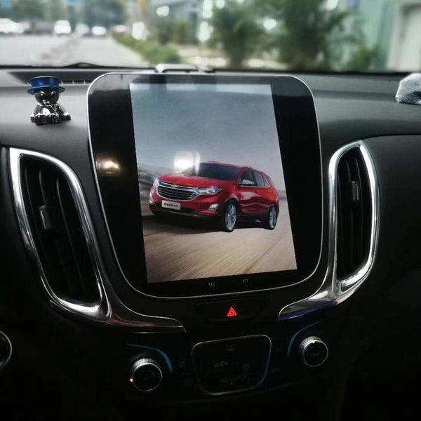 "9.7"" Android 7.1 Fast Boot Vertical Screen Navi Radio for Chevrolet Equinox 2018"