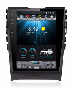 "【PX6 six-core】12.1"" Android Navigation Radio for Ford Edge 2015 - 2017"