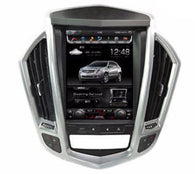 "[ PX6 SIX-CORE ] 10.4"" ANDROID 9 Fast Boot VERTICAL SCREEN Navi Radio for Cadillac SRX 2010 - 2012"