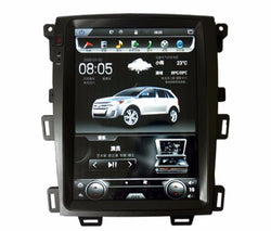"[ PX6 SIX-CORE ] 12.1"" Android 8.1 Navigation Radio for Ford Edge 2011 - 2014"