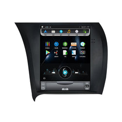 "【PX6 six-core】 10.4"" Vertical Screen Android Navigation Radio for Kia Cerato Forte K3 2012 - 2018"