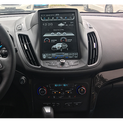 "10.4"" Vertical Screen Android Navi Radio for Ford Escape Kuga 2013 - 2017"