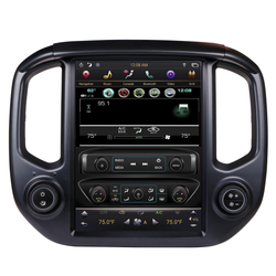 "[PX6 SIX-CORE] 12.1"" Android 8.1 Vertical Screen Navigation Radio for Chevrolet Colorado GMC Canyon 2015 - 2018"