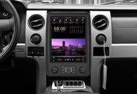 [ PX6 six-core ] 12.1 inch vertical screen Android 9 navigation receiver for 2009 - 2014 Ford F-150