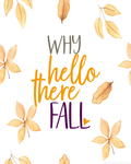 12 Farmhouse Fall Printable Wall Hangings