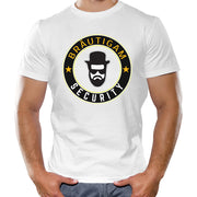 Bräutigam Security  - Herren Shirt - Shirt Exklusive