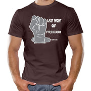 Last Night of Freedom  - Herren Shirt - Shirt Exklusive
