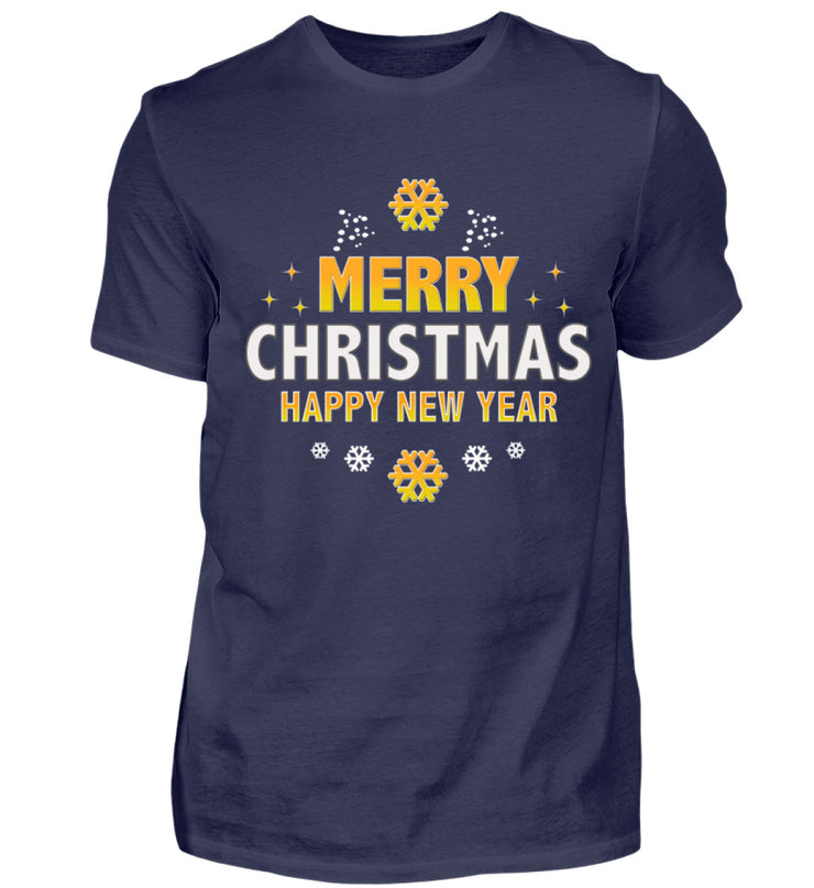 Merry Christmas - Happy New Year - Shirt Exklusive