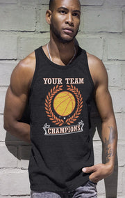 YOUR TEAM CHAMPIONS  - Herren Tanktop - Shirt Exklusive