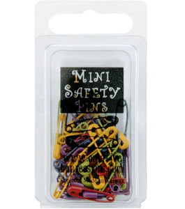 Colorful Safety Pins - Heritage