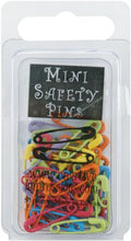 Load image into Gallery viewer, Colorful Safety Pins - Tropical