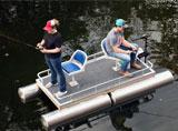 Mini Pontoon Boats