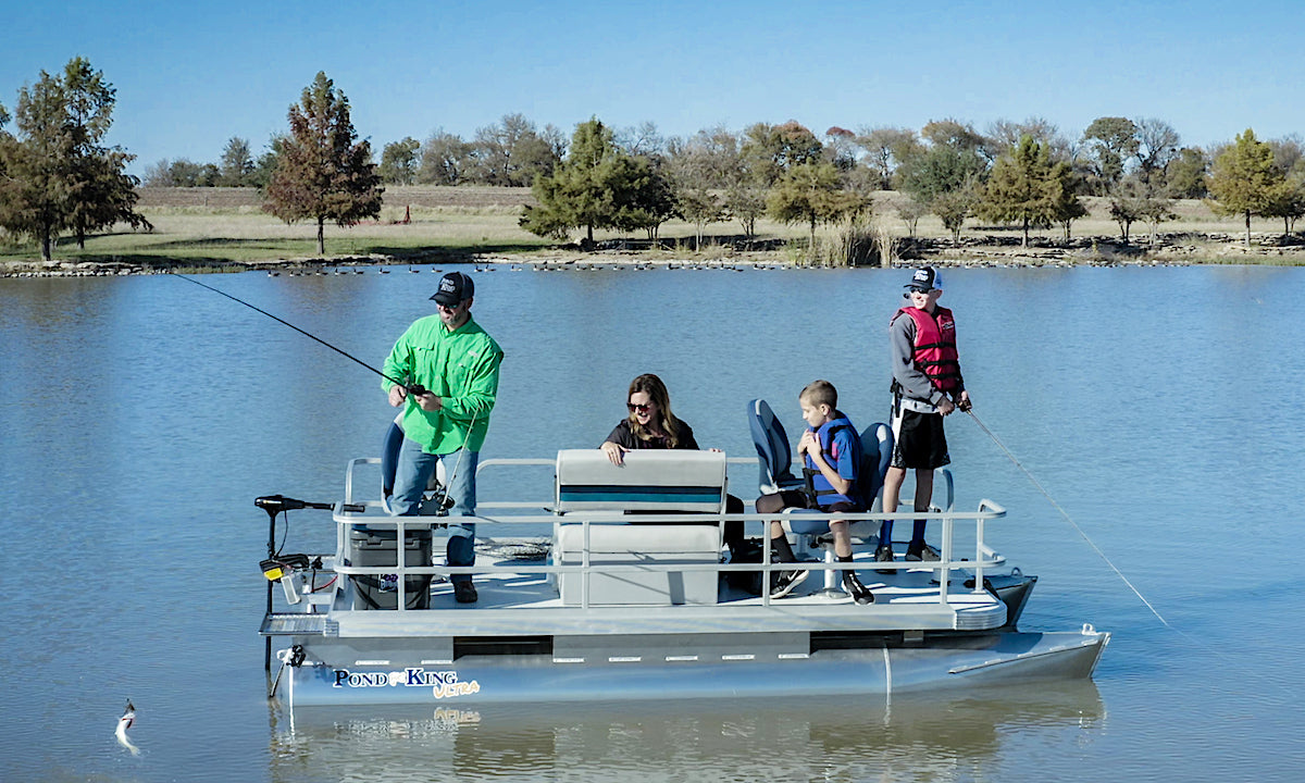 Family Fishing on the Ultra