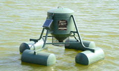 Pond King Floating Fish Feeder
