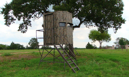 5×6 Economy Blind on 5ft tower