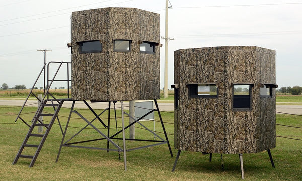 MB Ranch King Economy Blinds