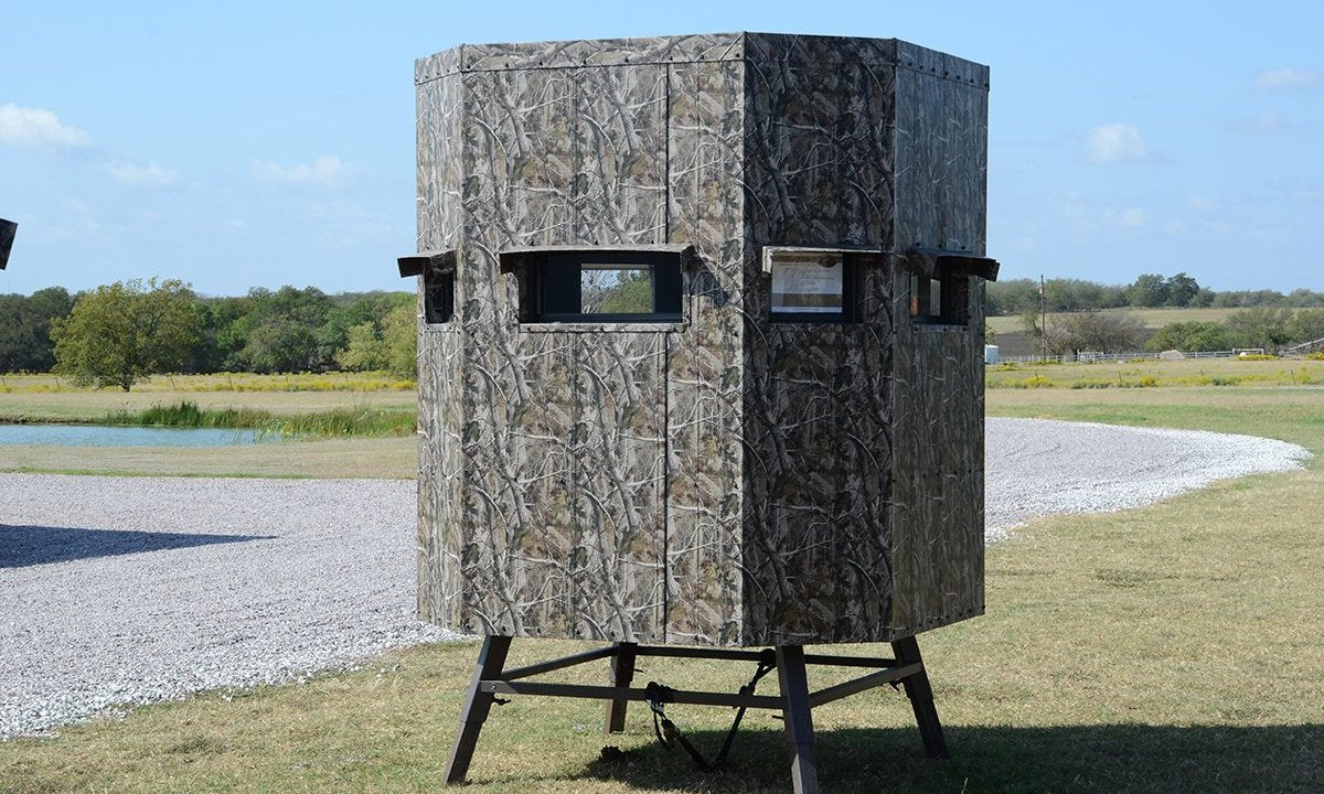 Mb Ranch King Insulated Hunting Blinds Hunting Deer