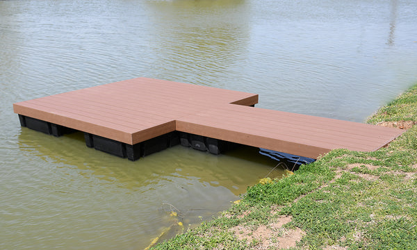 Floating Dock Kits For Ponds And Lakes
