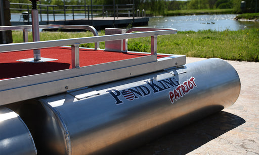 Patriot Mini Pontoon Boat Pontoon