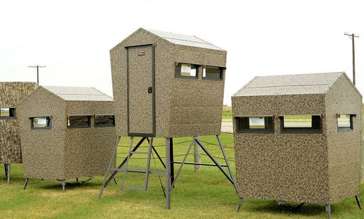 Little Buck Metal Deer Blinds