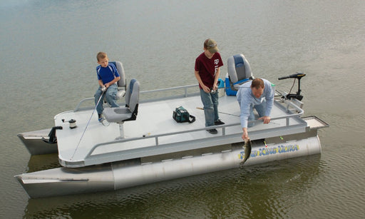 Pond King Ultra Family Fishing Boat