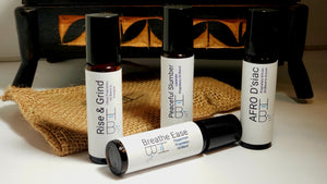 HB's 100% Natural Aromatic Therapy Original Oil Blends Set
