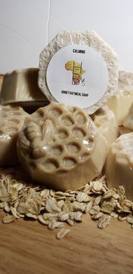 Honey B's Calming Honey Oatmeal Soap