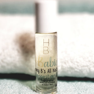HBabies All Natural Congestion Oil