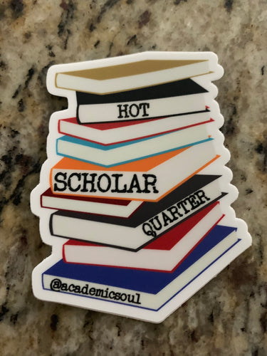 Academic Soul's Hot Scholar Quarter