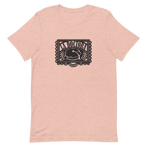 Academic Soul Papel Picado La Doctora Short-Sleeve Unisex T-Shirt