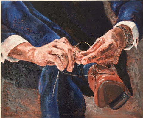 Tying the Knot (SOLD)