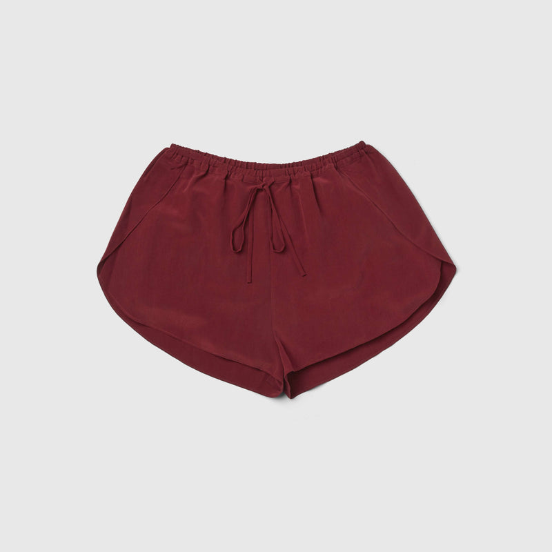 Premium Washable Silk Shorts