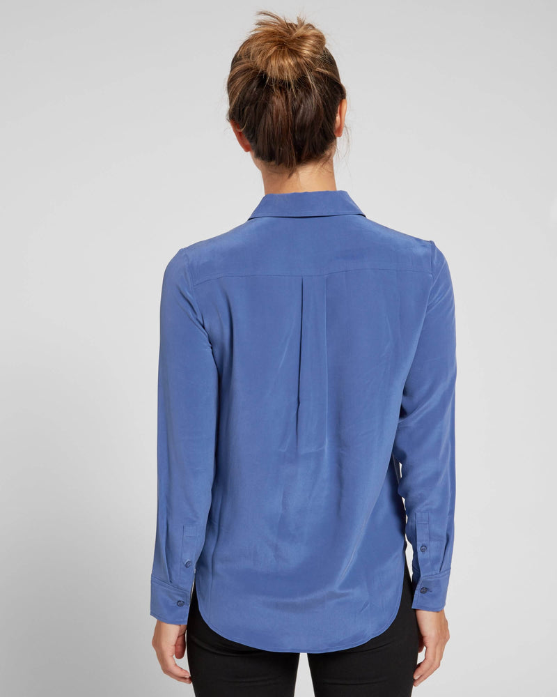 Premium Washable Silk Blouse