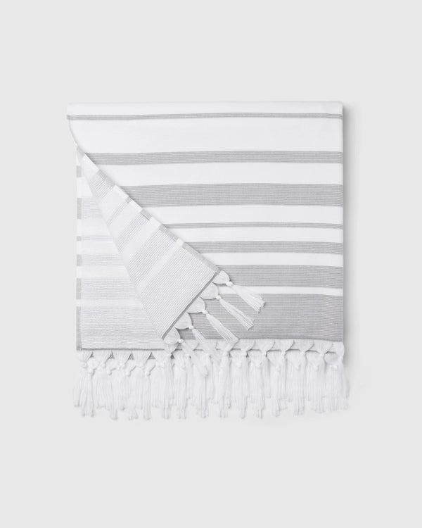Turkish Fouta Bath Towels (Set Of 2)
