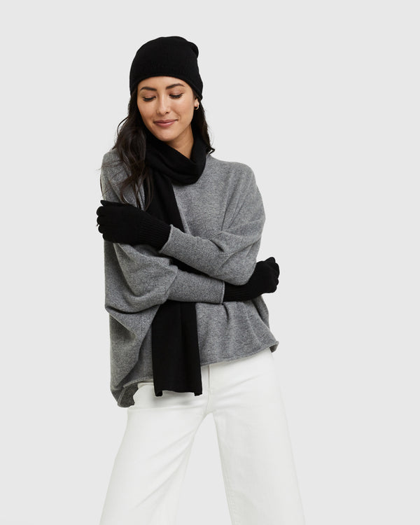 Mongolian Cashmere Scarf Capsule