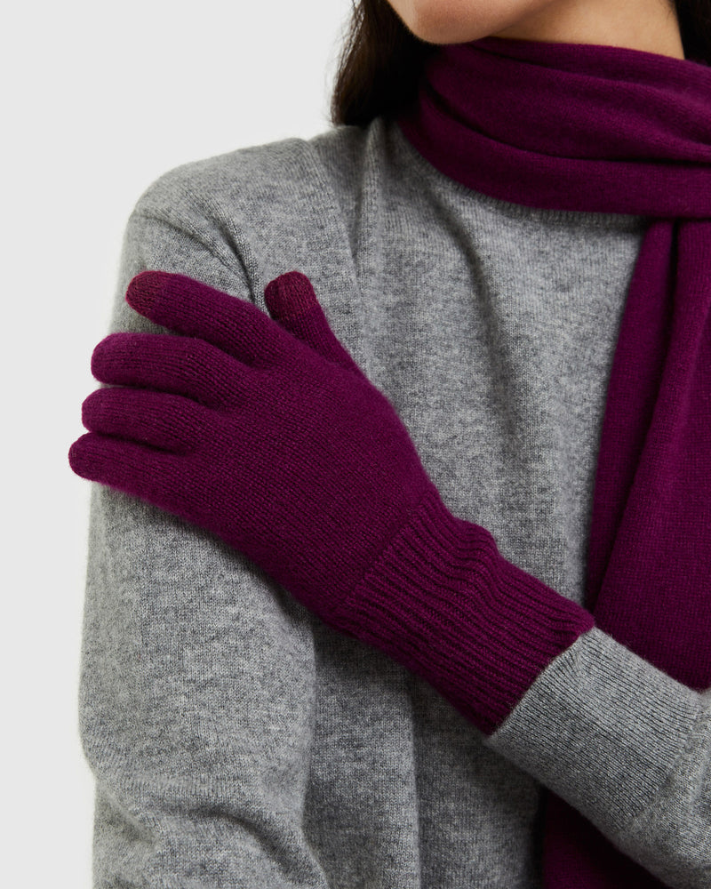 Mongolian Cashmere Gloves