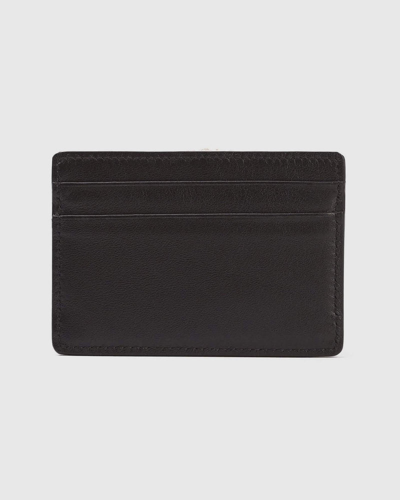 Italian Leather Card Case