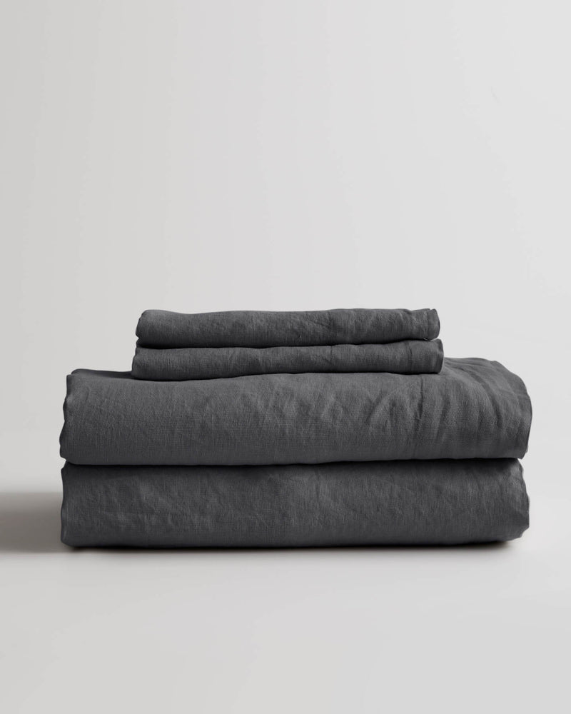 Belgian Linen Sheet Set