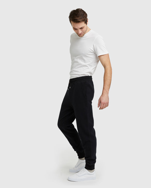 Organic Heavyweight Fleece Jogger
