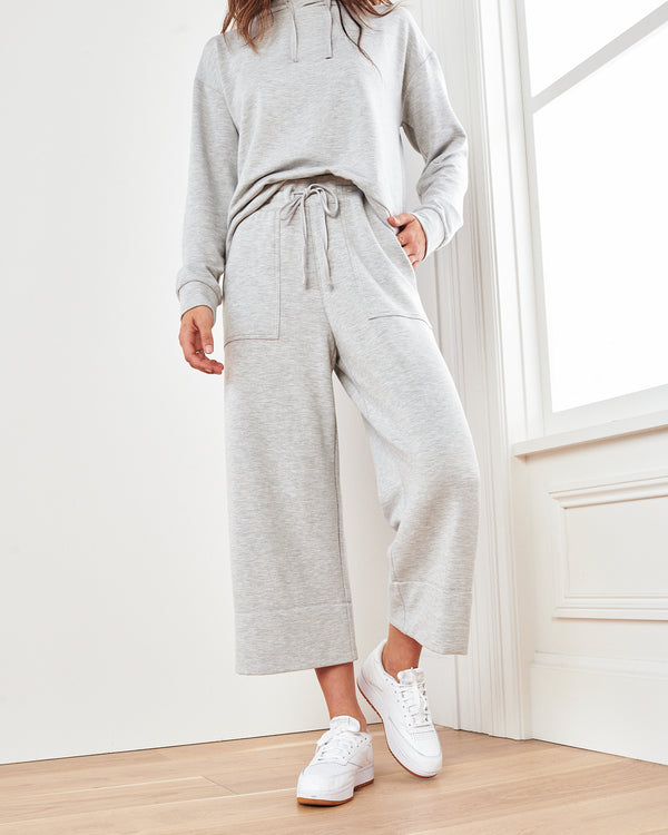 SuperSoft Fleece Wide Leg Pants