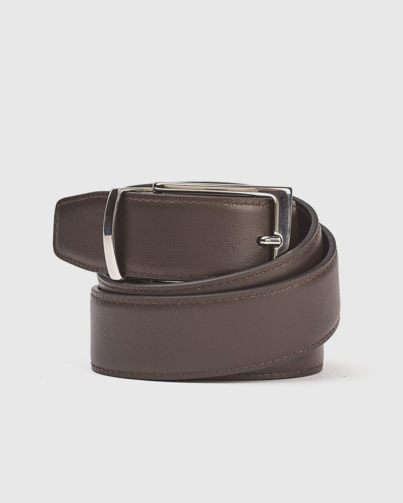 Reversible Calfskin Leather Belt